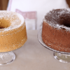 stampo chiffon cake
