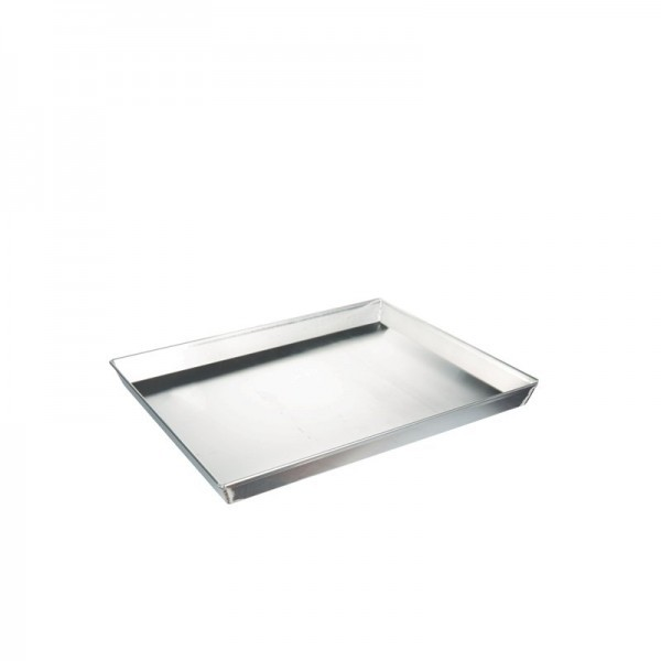 teglia da forno in alluminio rettangolare 30 x 40